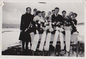 Antons båre, 22 feb 1944
