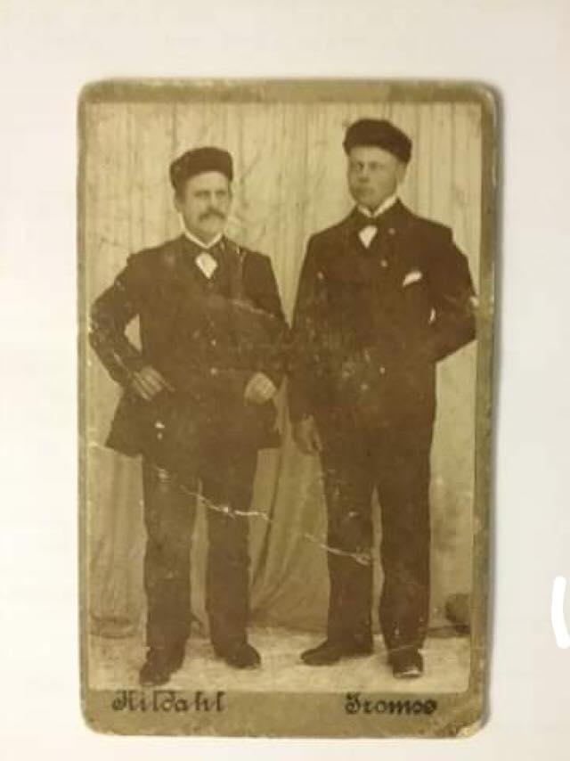 Ole Kristian og Johannes